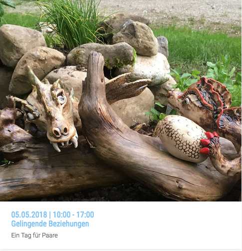 Workshop | Gelingende Beziehungen | 05.05.2018